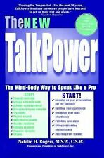 The New Talk Power: The Mind-Body Way to Speak Like a Pro (Capital Ideas for Bus