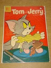 TOM AND JERRY COMICS #152 VG (4.0) DELL COMICS MARCH 1957