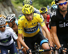 Chris froome Tour De France ganador Pack 10x8 Foto