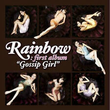 K-Pop Rainbow 1st Mini Album - Gossip Girl (RAINBM)
