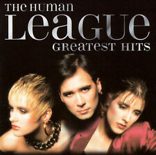 The Human League CD..Greatest Hits..BEST OF