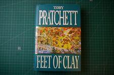 Feet of Clay [Discworld] - Terry Pratchett: 1st Ed 1996 HB DJ VGC