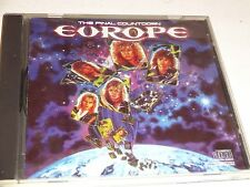 CD EUROPE: The Final Countdown (1986 Epic (USA)) Rock