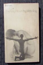 1972 THE GAY HAUNT by Victor Jay VG 4.0 2nd Other Traveler Paperback