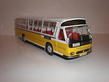 1/43 BUS HISPANO SUIZA AYATS PEGASO 5023 CL (Z1230) 1970'S Airport Madrid
