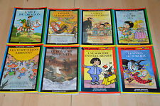 LOT 6 livres J'AIME LIRE + 2 premiers j'aime lire - Bayard Poche de 6 à 10 ans