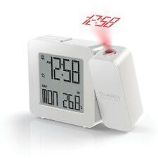 PROJI Orologio Sveglia RM338P OREGON SCIENTIFIC BIANCO Proiezione R/Controllata