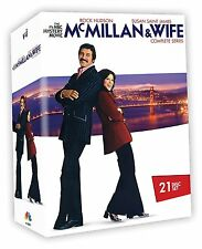 MCMILLAN & WIFE: THE COMPLETE SERIES - DVD - Region 1