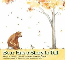 BEAR HAS A STORY TO TELL (Brand New Paperback Version) Philip C Stead