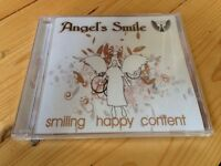 Angel's Smile CD relaxation, meditation, therapy, tranquil music 5060087726527