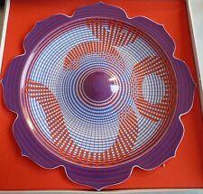 Rosenthal Jahresteller 1975 - Piatto dell'Anno 1975 - Narendra - NEW IN BOX -