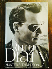The Rum Diary : A Novel by Hunter S. Thompson , Paperback, Movie Tie-In) #5122