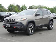 Jeep: Cherokee 4X4 4dr Trai