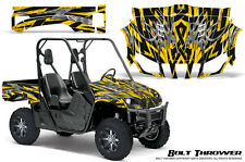 YAMAHA RHINO 450/600/700 UTV GRAPHICS KIT DECALS CREATORX BOLT THROWER Y