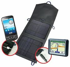 7.5w Solar Panel Mobile Electric Source Power Charger For Android Phones Tablet