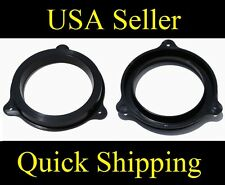 "6½"" Speaker Mount Plates Adapter Brackets Ring fitted for Nissan / Infiniti"
