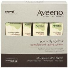 Aveeno Active Naturals Positively Ageless Complete Anti-Aging System