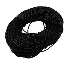 GREAT QUALITY GENUINE REAL LEATHER CORD 1.5MM 3MM 4MM ROUND MANY COLOURS!!