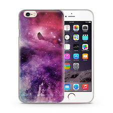 GALAXY UNIVERSE NEBULA LILA iPhone 6 PLUS & 6S PLUS TR SLIM Hülle Cover Case Des