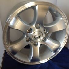 "04-09 TOYOTA 4RUNNER SPORT EDITION 17"" WHEELS STOCK OEM FACTORY RIM TACOMA W/Cap"