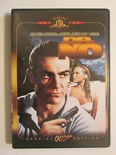 Dr. No Sean Connery 007 Special Edition MINT DISC DVD