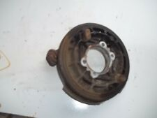 1995 YAMAHA KODIAK 400 4WD REAR BRAKE BACKING PLATE (DAMAGE)