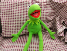 "Kermit Sesame Street Muppets Kermit the Frog Toy plush 18"" DSGVESD 2016"