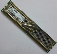 Free Shipping OCZ 2GB DDR2 800MHz Memory/PC2-6400/Gold Series/OCZ2G800/CL5/1.8V