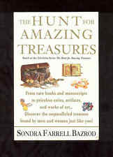 Hunt For Amazing Treasures Books Coins Artifacts Sondra Farrell Bazrod
