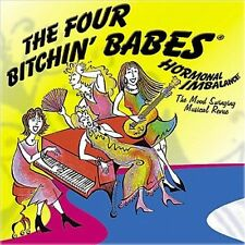 Hormonal Imbalance The Four Bitchin' Babes Audio CD