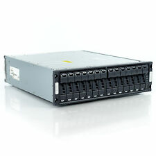 NetApp DS14 MK4 Storage Array 14x 300GB 10K FC X276A-R5 2x ESH4 2x Power Supply