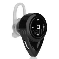 Wireless Bluetooth Headset Sport Stereo Headphone Earphone for Cell Phone Black