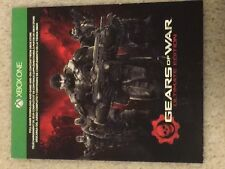 New Gears of War: Ultimate Edition - Microsoft Xbox One Full Game Download Card