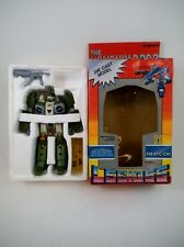 80's Gakken Mospeada 1/55 scale AFC-01I Legioss MIB Robotech Green Alpha Fighter
