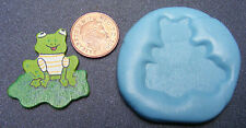 Reusable Frog Silicone Food Safe Mould, Mold, Sugarcraft, Jewellery, Cake
