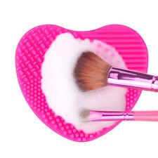 Silicona Brocha de maquillaje Limpiador Lavado Junta lavador Cosmético limpieza