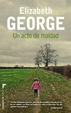 Un acto de maldad (Roca Editorial Criminal) (Spanish Edition)-ExLibrary