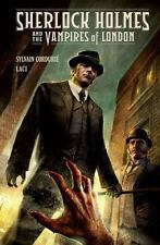 Sherlock Holmes and the Vampires of London, Cordurie, Sylvain