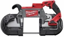 M18 Fuel Deep Cut Band Saw (Tool Only) Milwaukee 2729-20 New  WITH CASE!