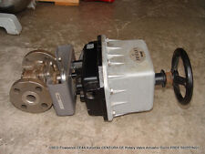 USED Flowserve CE4A Automax CENTURA CE Rotary Valve Actuator Durco FREE SHIPPING