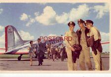 """VOLANDO POR LA RUTA DE LOS """"FLAGSHIPS"""" AMERICAN AIRLINES pilot and crew"""
