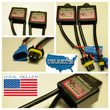 HID ERROR WARNING CANCELLOR CAPACITOR XENON KIT SHUT OFF DECODER BMW JEEP FIAT