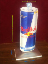 Red Bull Energy Drink Hologram Display *Must See Pics* New & Rare & F/S Aluminum