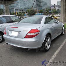 Unpainted wheel trim spoiler For Mercedes Benz SLK R171 SLK280 SLK300 Coupe ✪