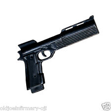 "M&C Toys Weapon KSC 9mm Auto RoboCop Style Handgun for 12"" Figures 1:6 (g55)"