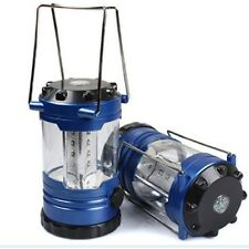 Outdoor Camping Lantern Hiking Camp Light 12 LED Lamp High Quality Portable