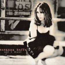 CD SINGLE Susanna HOFFS - The BANGLES All I want Australia 4-track CARD SLEEVE