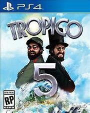 Tropico 5 PS4 - PlayStation 4 Standard Edition