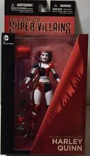 "DC Comics Super Villains ROLLER DERBY HARLEY QUINN 6"" Figure NEW 52 Collectibles"