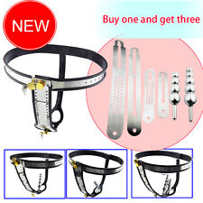 Factory Price Stainless Steel Female Underwear Chastity Belt For Party A183-1